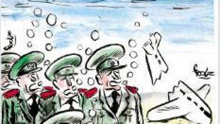 """""""След катастрофата: Червената армия завладява нови почитатели"""""""