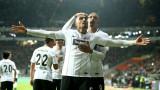 Айнтрахт (Франкфурт) даде сериозна заявка за място в Шампионската лига