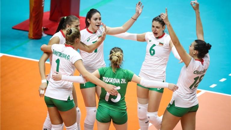 Волейболните националки ще изиграят две контроли в Хърватия през уикенда