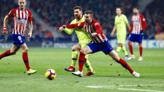 Атлетико (Мадрид) - Барселона 1:1, късен гол на Дембеле!