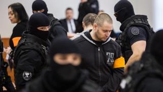 В Словакия осъдиха на 23 г. затвор убиеца на журналиста Ян Куцияк