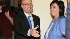 БСП не убеди Лозан Панов за нуждата от нов антикорупционен орган