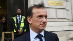 Скандал принуди британския министър за Уелс да подаде оставка