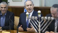 Израел няма да стане двунационална държава, отговори Нетаняху на Кери