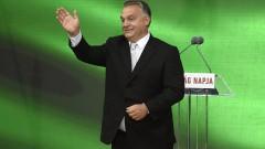 Най-висока подкрепа за партията на Орбан от 6 години