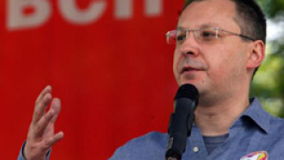 Станишев си направи профил в сайта red-bg.net