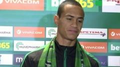 Ренан дос Сантос е десетият бразилец в Лудогорец