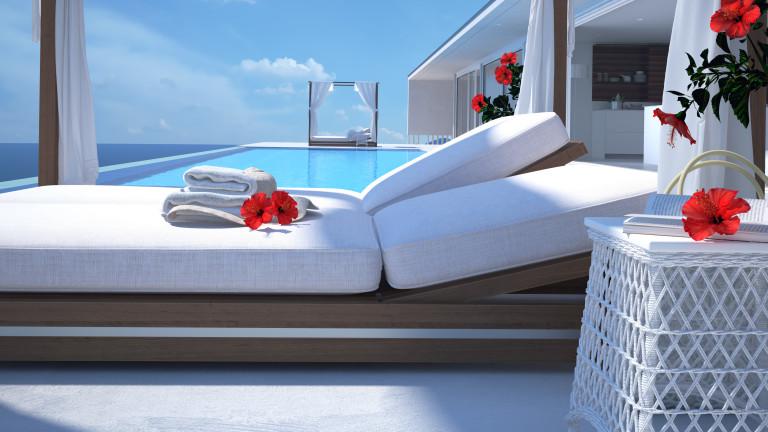 По време на криза: Силен интерес на богаташите към луксозните ваканционни жилища в Гърция