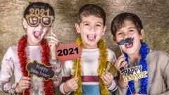 С деца на Нова година - как да оцелеем