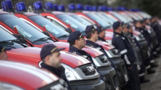 Засилваме пожарната с 67 нови коли срещу горски пожари