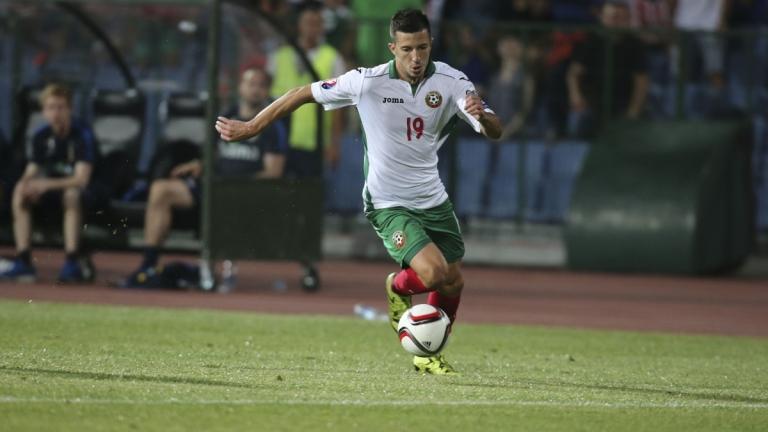 Илиян Мицански: В Славия искам да вкарвам голове и да се забавлявам