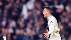 Кристиано Роналдо със заслужена почивка в Ювентус