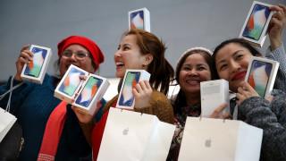 Топ 10 на най-продаваните смартфони