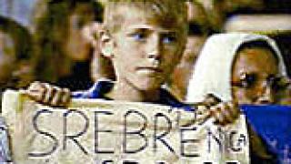 Призиви за отцепване на Сребреница