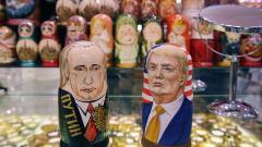 Москва призна за контакти с Тръмп преди изборите в САЩ
