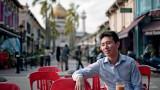 Мъжът, който учи севернокорейците на бизнес