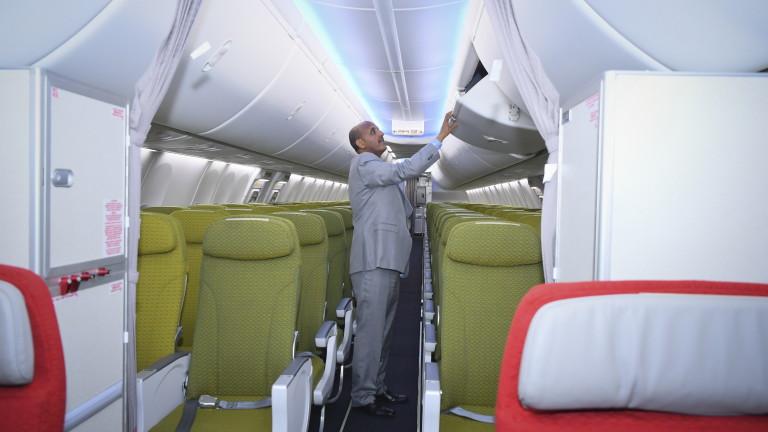 Пилотът на падналия самолет в Етиопия имал проблеми с контрола над 737 Max 8