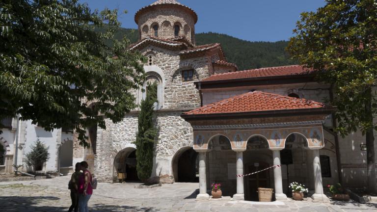 Най - старата църква на Бачковския манастир ще отвори отново врати