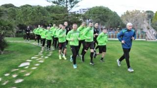 Отново двуразови тренировки за Берое в Белек