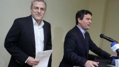 Реформаторският блок започва кампанията начело с Москов