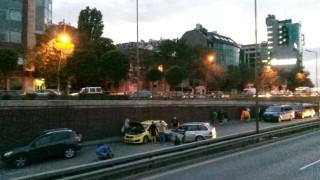 Седем са пострадалите при катастрофата в столицата