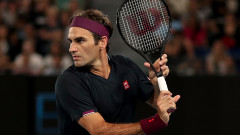 Роджър Федерер отнесе глоба