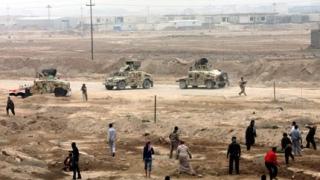 Петима загинаха при антиправителствен протест в Ирак
