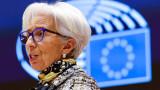 Лагард: Икономиката на Еврозоната върви в правилната посока, но е рано за спиране на помощта
