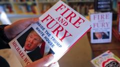 Майкъл Уолф: Книгата ми може да свали Тръмп от власт