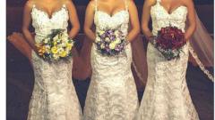 Три близначки минават с една сватба