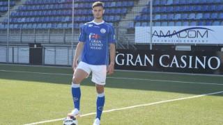 Стефан Велков отново е в отбора на кръга в Холандия