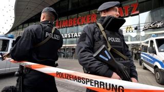 Терористична заплаха затвори мол в Есен