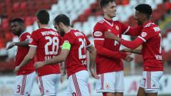 Номер 7 на ЦСКА със седмия си гол за отбора