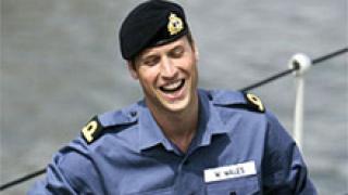 Принц Уилям започна службата си на Фолклендските острови