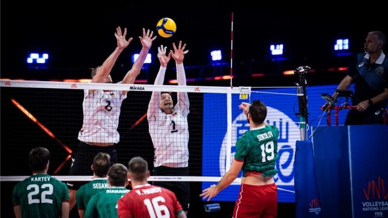Националният отбор на България инкасира драматично поражение от Германия в