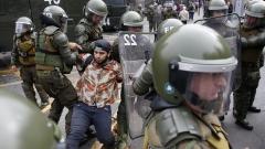 250 000 чилийски студенти на протест за достъпно образование