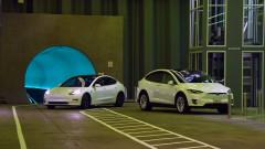 Какво е усещането във високоскоростните тунели Илон Мъск