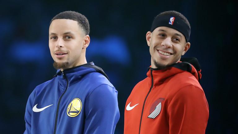 Как двама братя влязоха в историята на NBA