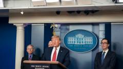 Тръмп: Медиите искат икономиката на САЩ да остане затворена, за да изгубя на изборите
