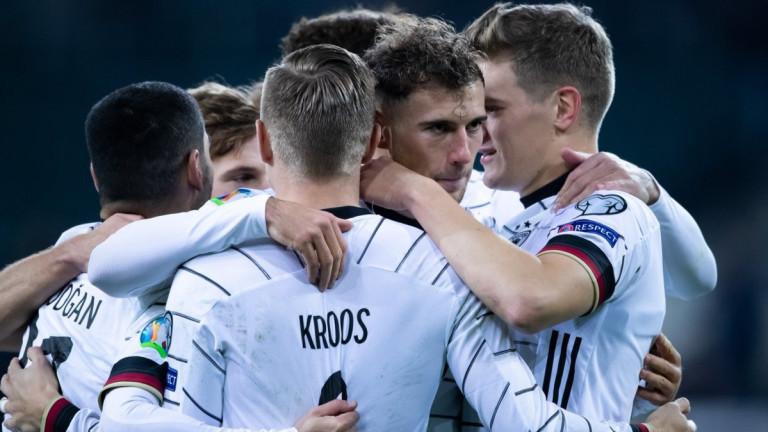 """Германия оглави Група """"С"""" след наказателна акция срещу Беларус, невероятно завръщане за Кроос"""