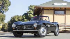 Един от най-редките модели на BMW се продава на търг срещу над $2 млн.