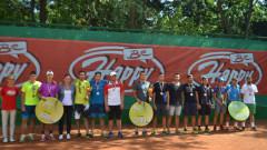Левски загуби финала на Държавното първенство по тенис