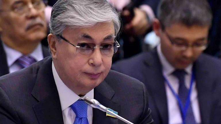 Касим-Жомарт Токаев положи клетва и встъпи в длъжност като президент