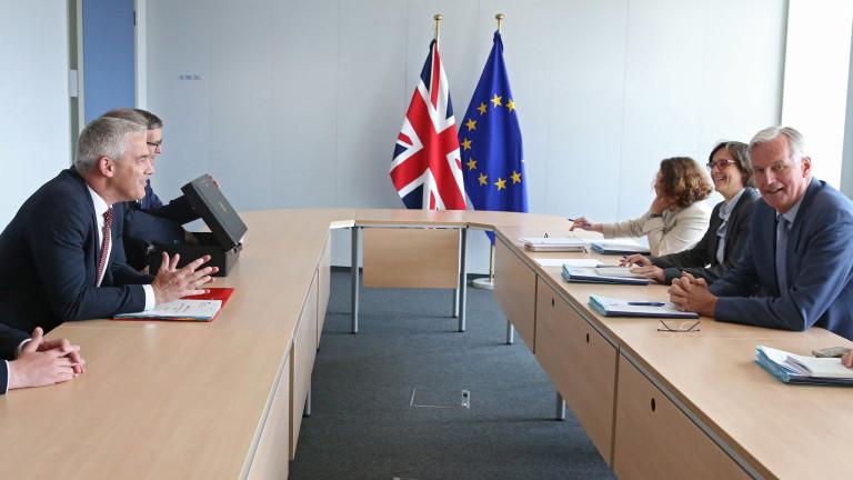 ЕС се готви да предостави на Великобритания три месеца отсрочка за Брекзит