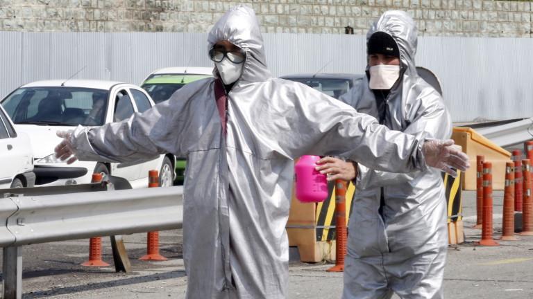 Иран обяви нови 144 смъртни случая от новия коронаворис, с