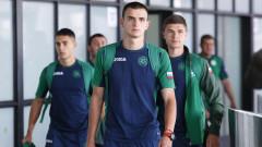 Юношите ни допуснаха загуба от Сърбия в контрола