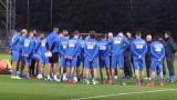Левски стартира контролите срещу шампиона на Малта