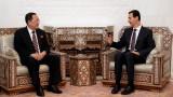 КНДР и Сирия имат общ враг