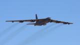 Ядрен бомбардировач на САЩ се приближи до границите на Русия