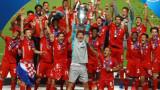 Байерн (Мюнхен) победи Пари Сен Жермен с 1:0 и стъпи на европейския футболен връх!